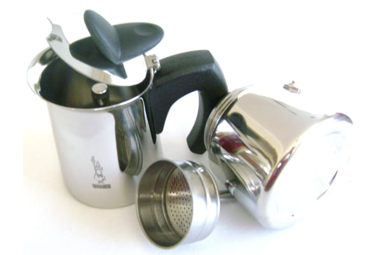 Bialetti Musa 6 Cup Coffee Percolator - Suitable For Induction Cooktops
