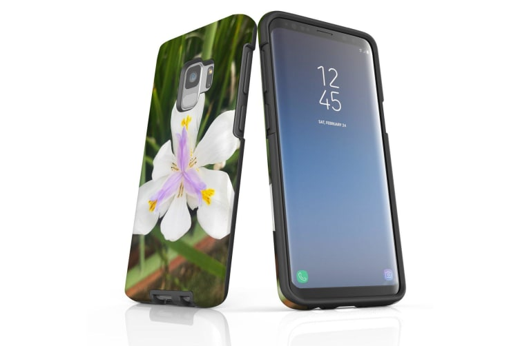 For Samsung Galaxy S9 Case Armour Cover  Blossoming