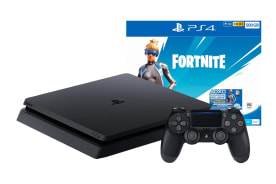 Sony PlayStation 4 Slim Console 500GB Fortnite Neo Versa Bundle (Black)