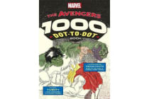 Marvel's Avengers 1000 Dot-to-Dot Book - Twenty Comic Characters to Complete Yourself