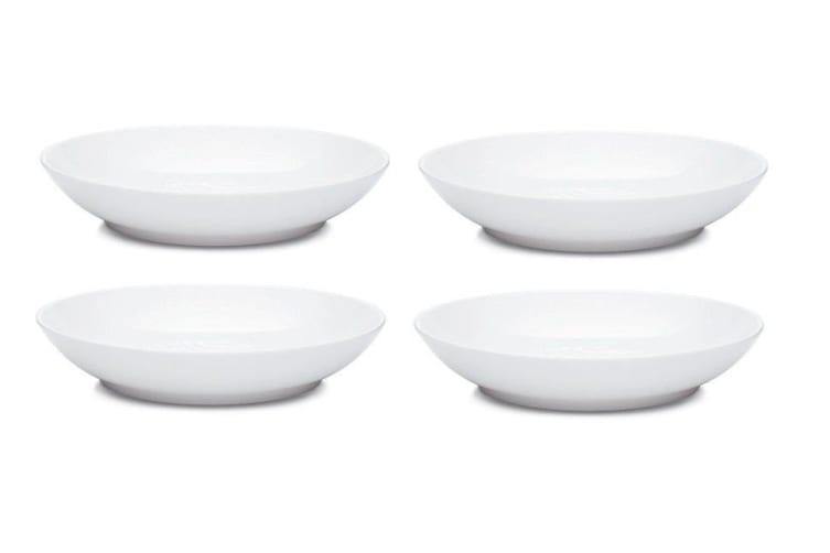 Noritake WoW Dune Pasta Bowls Set of 4