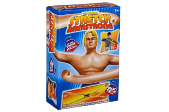 The Original Stretch Armstrong Action Figure
