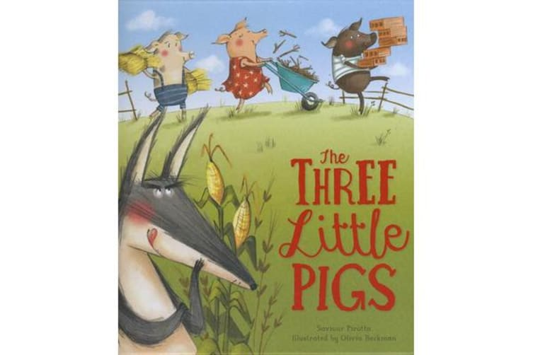 Storytime Classics - The Three Little Pigs