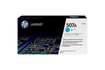 HP Toner 507A CE401A Cyan (6000 pages)