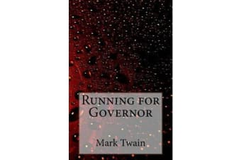Running for Governor