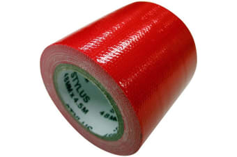 4.5Mtx 48Mm Gaffer Tape Red Stylus Coloured Tape