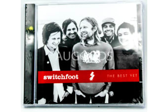 Switchfoot - The Bets Yet BRAND NEW SEALED MUSIC ALBUM CD - AU STOCK