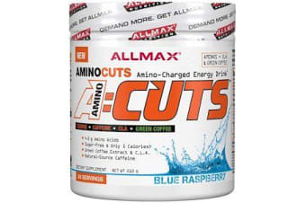 AMINOCUTS (ACUTS) Amino-Charged Energy Drink - Blue Raspberry