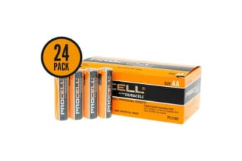 Duracell Aa 24 Pack Procell Batteries