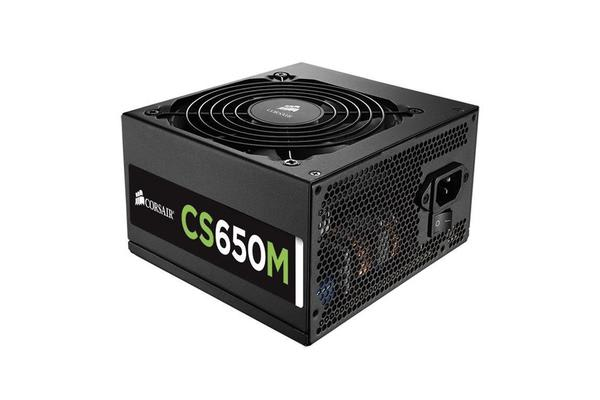 Corsair 650W CS650M ATX Power Supply
