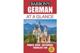 German At a Glance - Foreign Language Phrasebook & Dictionary