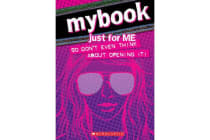 MyBook - Just for me (so don't even think about opening it!)