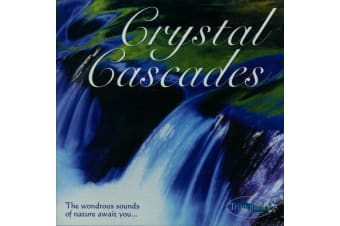 No Artist ‎– Crystal Cascades BRAND NEW SEALED MUSIC ALBUM CD - AU STOCK