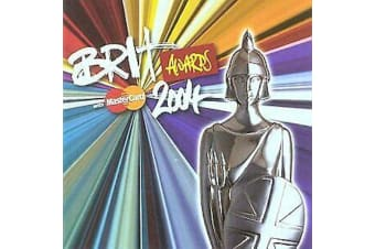 Various Artists-The Brit Awards 2004 DOUBLE CD BRAND NEW SEALED MUSIC ALBUM CD