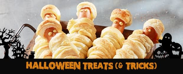 Deliciously Scary Treats (& Tricks) for Halloween