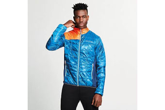 Dare2B Mens Systematic Jacket (Kingfisher Blue/Admiral Blue) (XL)