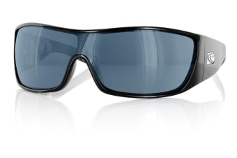Carve Kingpin Black Signature Polarized Unisex Sunglasses