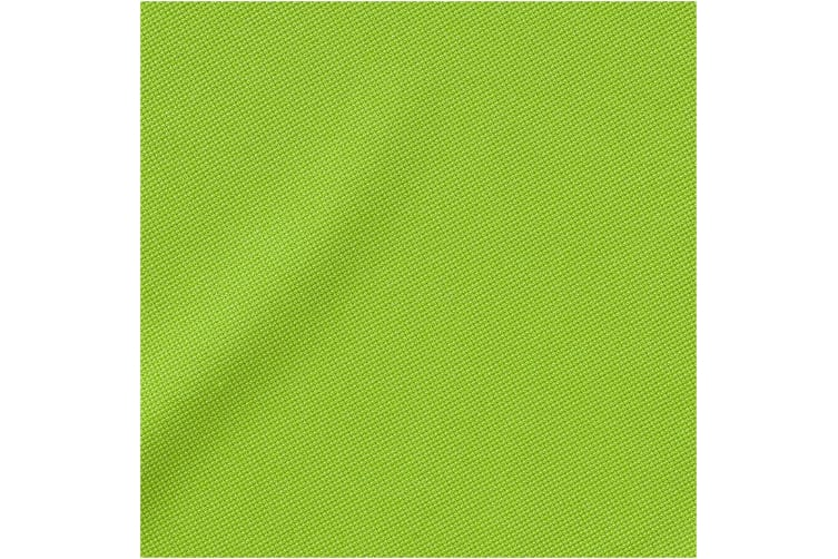 Elevate Womens/Ladies Ottawa Short Sleeve Ladies Polo (Apple Green) (S)