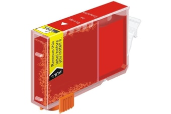 PGI-9 Red Compatible Inkjet Cartridge