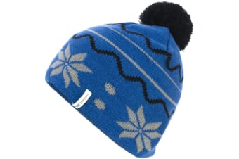 Trespass Mens Shetland Hat (Azure) (One Size)