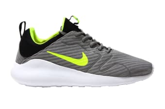 Nike Men's Kaishi 2.0 SE Running Shoes (Dust/Volt, Size 8.5 US)