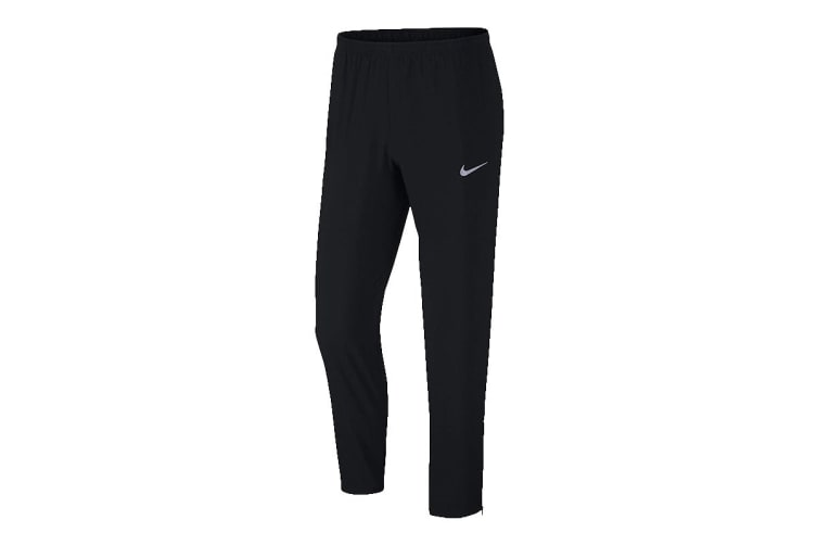 Nike Run Men's Sweatpants (Black, Size S)