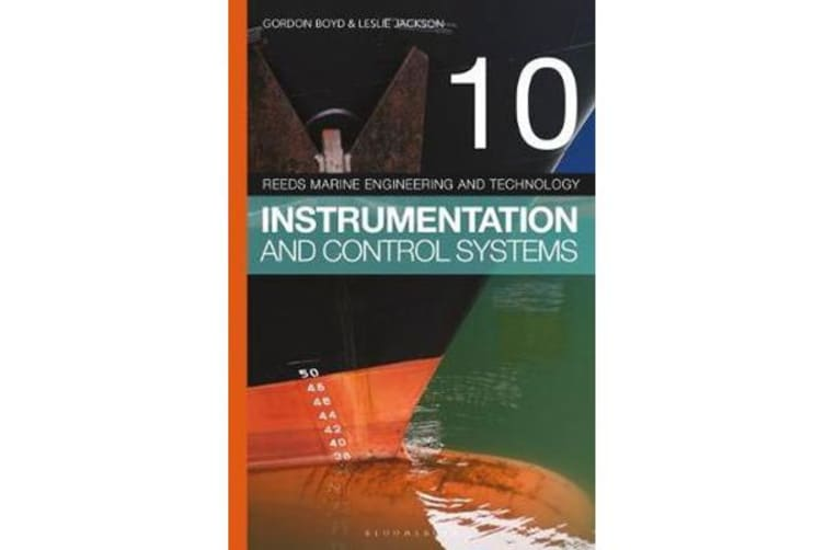 Reeds Vol 10 - Instrumentation and Control Systems
