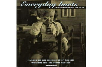 Various ‎– Everyday Hurts BRAND NEW SEALED MUSIC ALBUM CD - AU STOCK
