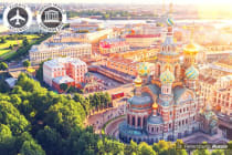 EUROPE: 19 Day Scandinavian and Russian Treasures Including Flights for Two