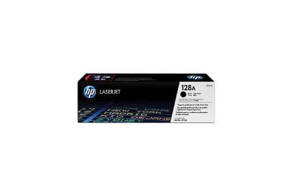HP 128A BLACK LASERJET TONER CARTRIDGE CE320A