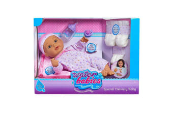 Waterbabies Special Delivery Baby Doll