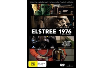 Elstree 1976 DVD Region 4