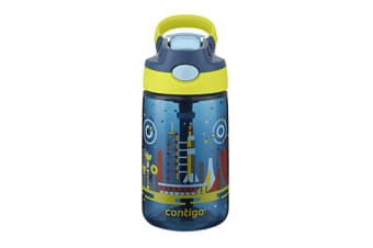 Contigo Autospout Gizmo Flip Water Bottle - Space