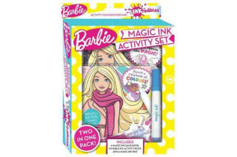 Inkredibles Barbie Twin Pack
