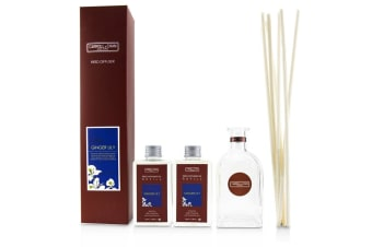 The Candle Company (Carroll & Chan) Reed Diffuser - Ginger Lily 200ml/6.76oz