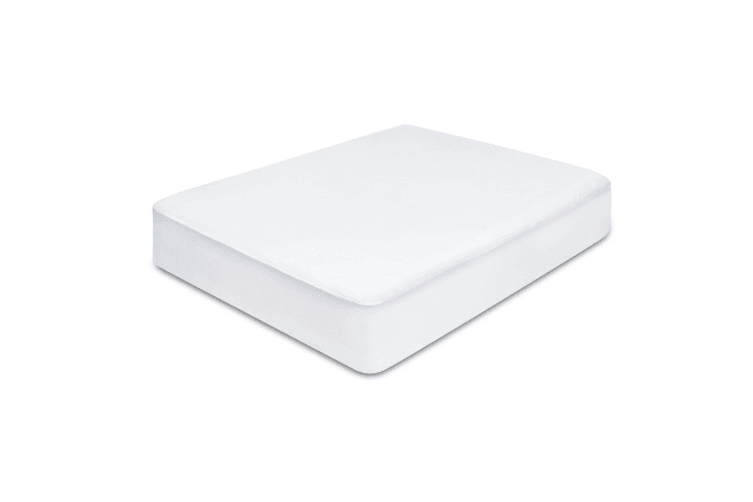 Mattress Protector Terry Cotton King Waterproof Fully Fitted Washable Bedding Bed Pad
