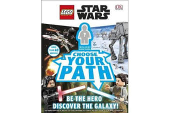 LEGO Star Wars Choose Your Path - Includes U-3PO Droid Minifigure