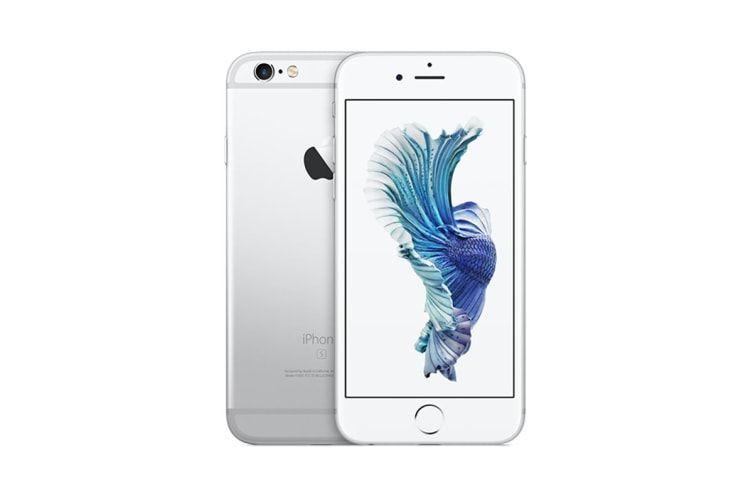 Apple iPhone 6s Refurbished (16GB, Silver) - A+ Grade