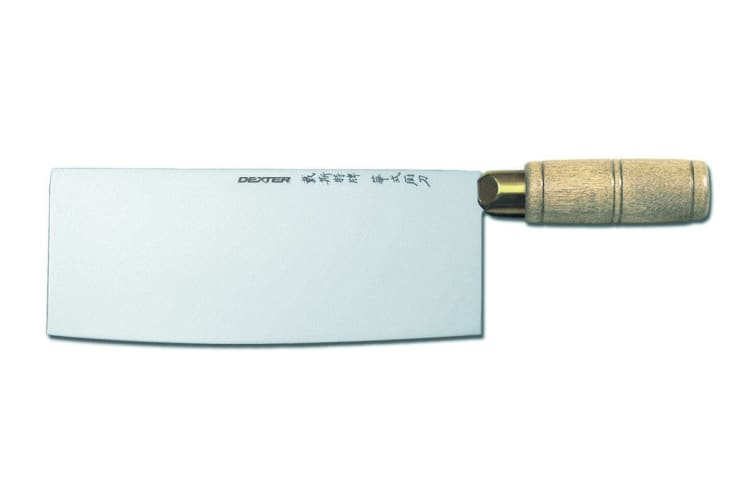Dexter Russell Traditional Chinese Chefs Knife 20x8cm