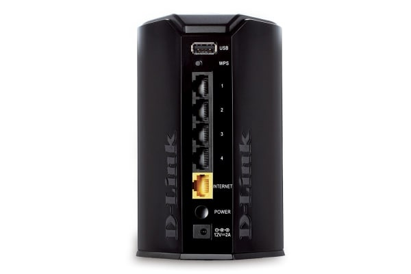 D-Link Wireless AC1200 Dual Band Gigabit Cloud Router (DIR-850L)