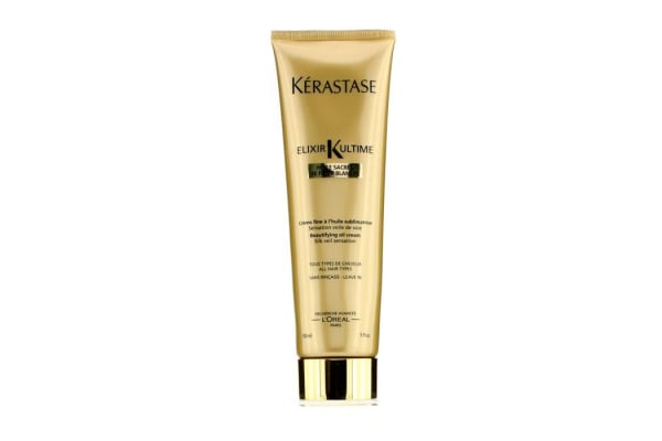 Kerastase Elixir Ultime Beautifying Oil Cream (For All Hair Types) (150ml/5oz)