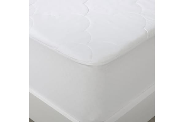 Cotton Filled Mattress Protector King Bed