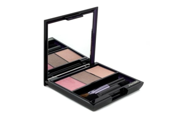 Shiseido Luminizing Satin Eye Color Trio - # RD711 Pink Sand (3g/0.1oz)