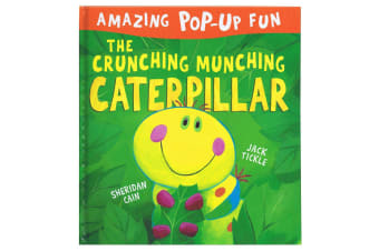 The Crunching Munching Caterpillar Amazing Pop-Up Fun