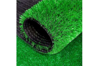 10 SQM Synthetic Turf Artificial Grass BUDGET 15mm (1x10m)