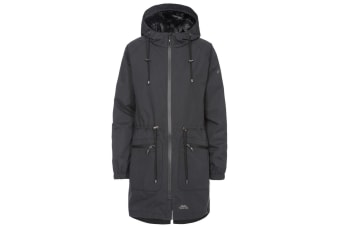 Trespass Womens/ladies Tweak Rain Jacket (Black)