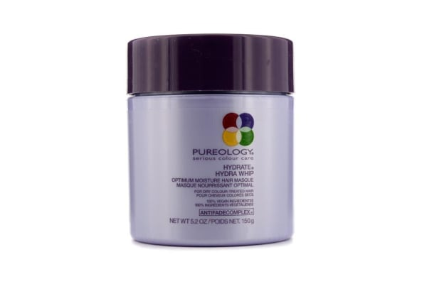 Pureology Hydrate Hydra Whip Optimum Moisture Hair Masque (For Dry Colour-Treated Hair) (150g/5.2oz)