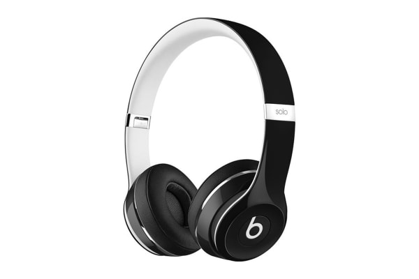 Beats Solo2 Wired On-Ear Headphones (Luxe Edition, Black)