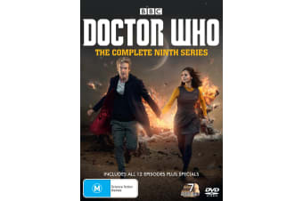 Doctor Who The Complete Ninth Series Box Set DVD Region 4