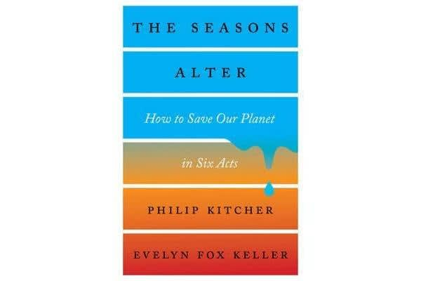 The Seasons Alter - How to Save Our Planet in Six Acts